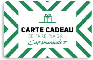 Carte Cap Emeraude